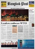 Bangkok Post Thailand Newspaper